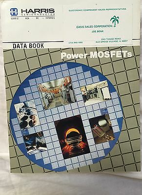 Harris Power MOSFETs Data Book