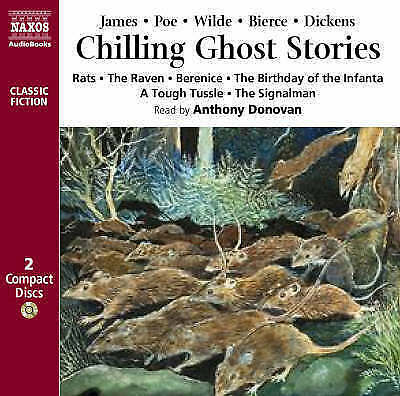 Various-Chilling Ghost Stories Cd New