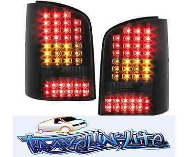 For VW T5 Transporter LED Rear Lights Smoked 2010-2015 Brand New