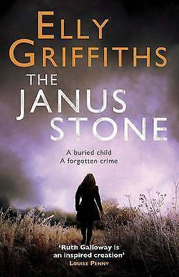 The Janus Stone by Elly Griffiths (Paperback) New Book