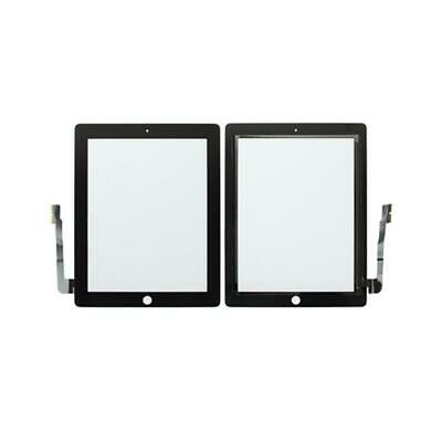 DIGITIZER VETRO NERO DISPLAY TOUCH SCREEN Apple iPad 3 A1416 A1430 A1403