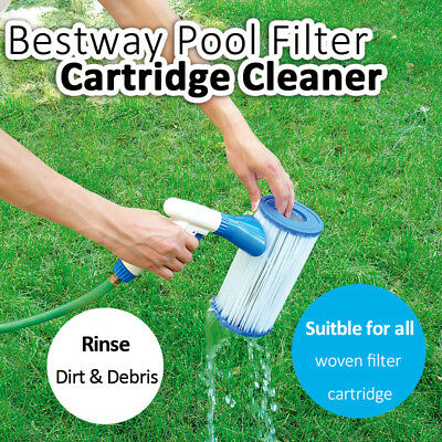 Bestway Pool Filter Cartridge Cleaner 58219
