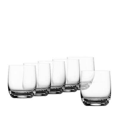 NEW Stolzle Weinland Old Fashion Glass 275mL Set of 6 (RRP $36)