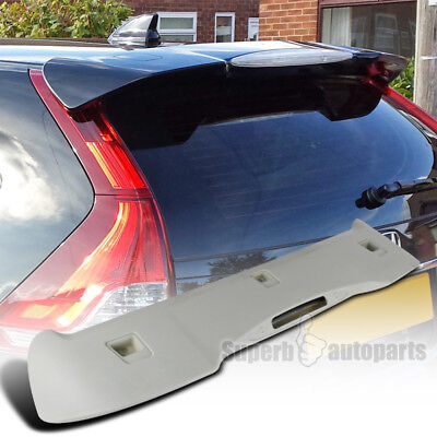 For 2012-2016 Honda CR-V Factory Style ABS Rear Roof Top Spoiler Wing