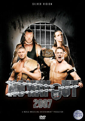 WWE: No Way Out - 2007 DVD (2007)