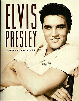 Elvis Presley (Unseen Archives), Clayton, Marie Hardback Book The Cheap Fast