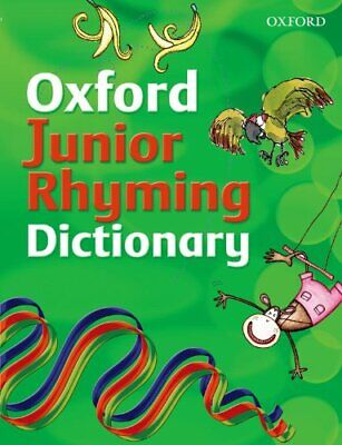Oxford Junior Rhyming Dictionary by John Foster Paperback Book The Cheap Fast