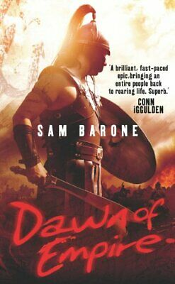 Dawn of Empire by Barone, Sam Paperback Book The Cheap Fast Free Post