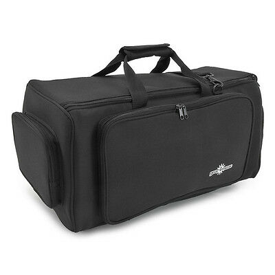 New Deluxe Double Trumpet Gig Bag by Gear4music