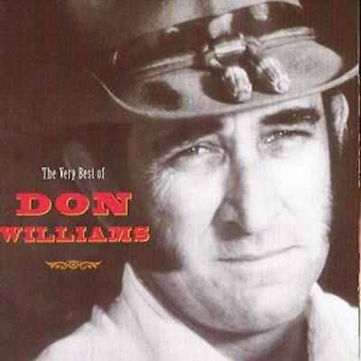 Don Williams : The Very Best Of Don Williams CD (1997) ***NEW***