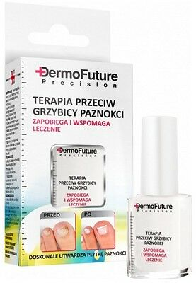 Dermofuture Precision Nail Fungus Treatment Prevention