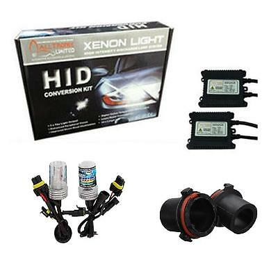 Xenon Lights H7 55w Slim HID Conversion Kit Inc Bulb Holders Vauxhall Astra MK4