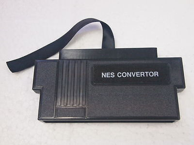 Shielded 60 to 72 Pin Adapter Converter Play Famicom on NES Console NTSC PAL