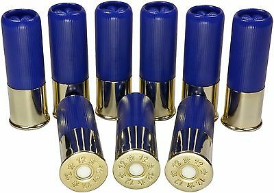 "B's Dry Fire Snap Caps® Dummy 12 Gauge Training Rounds 9 X Blue UHB 3"" - 12 Ga"