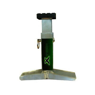 X-Tech Alloy Fork Support Tie Down Adjustable Block