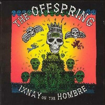 The Offspring : Ixnay On the Hombre CD (2009)