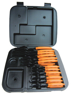 Lang Tools 12 PC SNAP RING PLIER KIT INT/EXT 3495