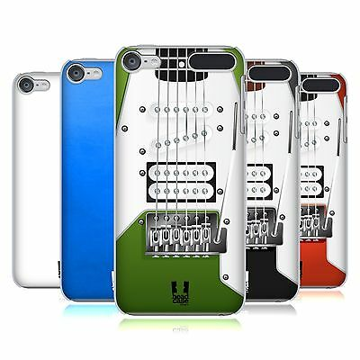 HEAD CASE DESIGNS ELECTRIC GUITAR HARD BACK CASE FOR APPLE iPOD TOUCH MP3