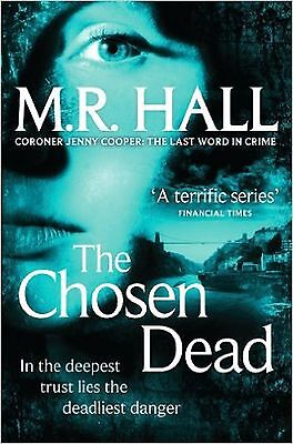 The Chosen Dead by M. R. Hall (Paperback, 2014) New Book