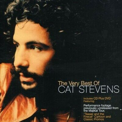 The Very Best of Cat Stevens CD Value Guaranteed from eBay's biggest seller!