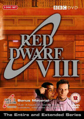 Red Dwarf: Series 8 DVD (2006) Chris Barrie