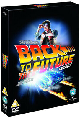 Back to the Future Trilogy DVD (2010) Michael J. Fox
