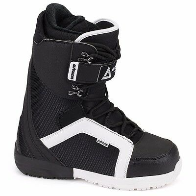 "Airtracks Snowboard Boots ""strong"" /mit Innenschuh-Fastschnürung-Thermofit/ Neu"
