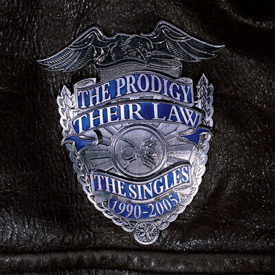 The Prodigy : Their Law: The Singles 1990-2005 CD (2005)