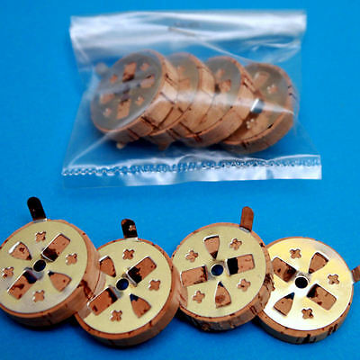 """Made in Greece 1.2/"""" 3cm Round Cork Float Replacements for Orthodox Oil Lamps"""