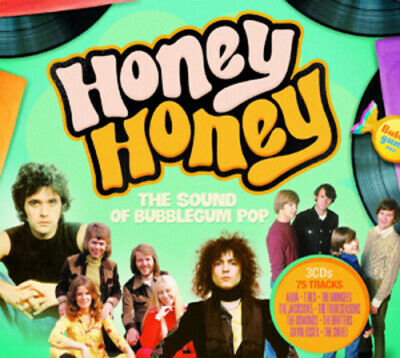 Various Artists : Honey Honey CD 3 discs (2012) Expertly Refurbished Product