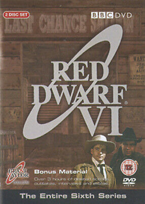 Red Dwarf: Series 6 (Box Set) DVD (2005) Danny John-Jules