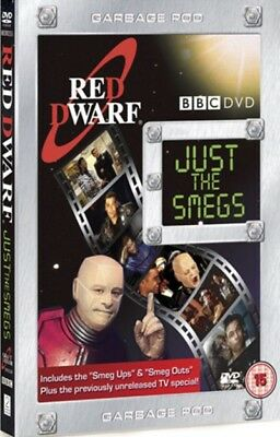 Red Dwarf: Just the Smegs DVD (2007) Chris Barrie ***NEW***