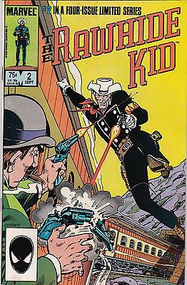 Marvel Comics Group! The Rawhide Kid! Issue 2!
