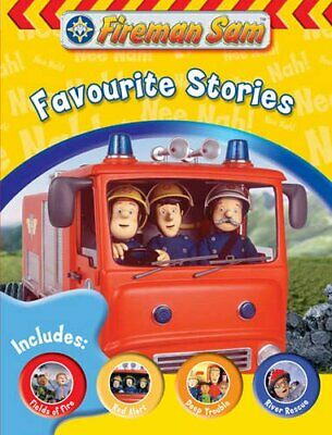 Fireman Sam Favourite Stories by Dean Book The Cheap Fast Free Post