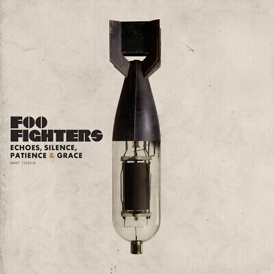 Foo Fighters : Echoes, Silence, Patience and Grace CD (2007)