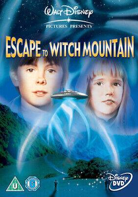 Escape to Witch Mountain DVD (2004) Ray Milland