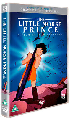 The Little Norse Prince DVD (2005) Isao Takahata