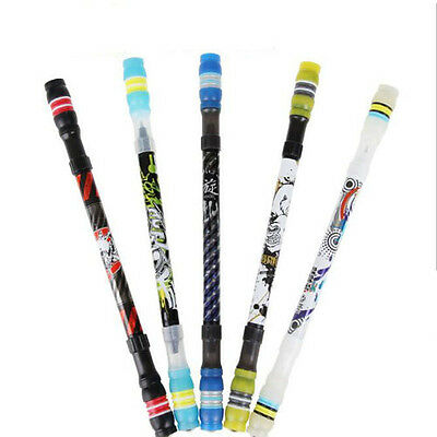 ZHIGAO 5028 V.7.0 Non Slip Coated 20cm Spinning Pen with Weighted Ball Gift