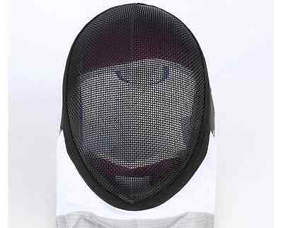 Fencing Mask Martial Arts Training Sword Fighting Sparring Competition Foil Pro