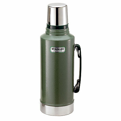 STANLEY Thermoflasche 2 L - Isolierflasche Thermoskanne -Camping -Edelstahl groß