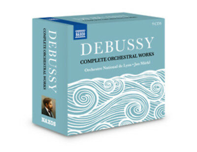 Claude Debussy : Debussy: Complete Orchestral Works CD (2012) ***NEW***