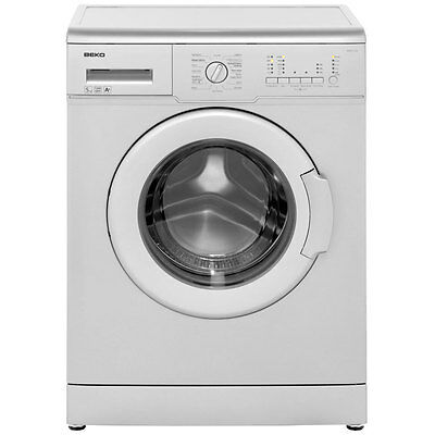 Beko WM5122S A+ 5Kg 1200 Spin Washing Machine Silver New from AO