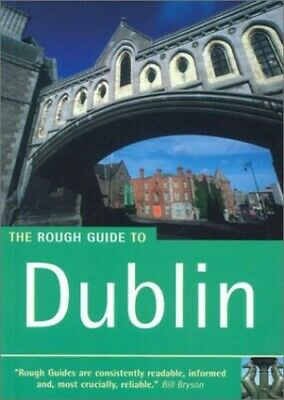 The Mini Rough Guide to Dublin (Mini Rough Guides) by Connolly, Mark Paperback