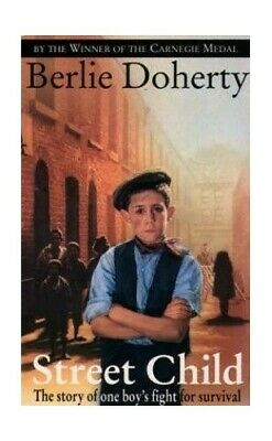 Street Child, Doherty, Berlie Paperback Book The Cheap Fast Free Post