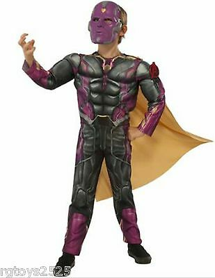 Captain America Age of Ultron Muscle Costume Marvel Comics Size Small 4-6 New