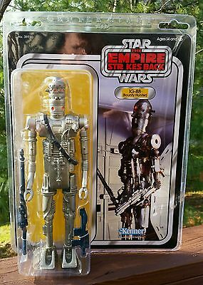 star wars JUMBO IG-88 gentle giant ASSASSIN DROID action figure SEALED kenner 12