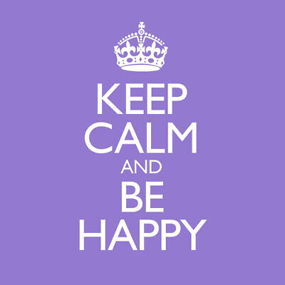 Various Artists : Keep Calm and Be Happy CD (2013)