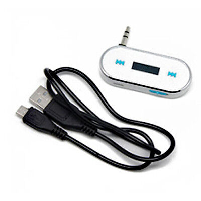 Music Car Home Fm Transmitter For Samsung Ipod Iphone 4 5 Nokia Htc Lg Sony