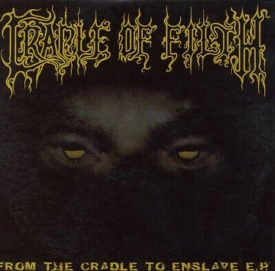 Cradle Of Filth : From the Cradle to Enslave Ep: Parental CD