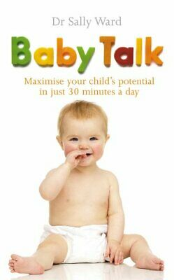 Babytalk by Ward, Sally Paperback Book The Cheap Fast Free Post